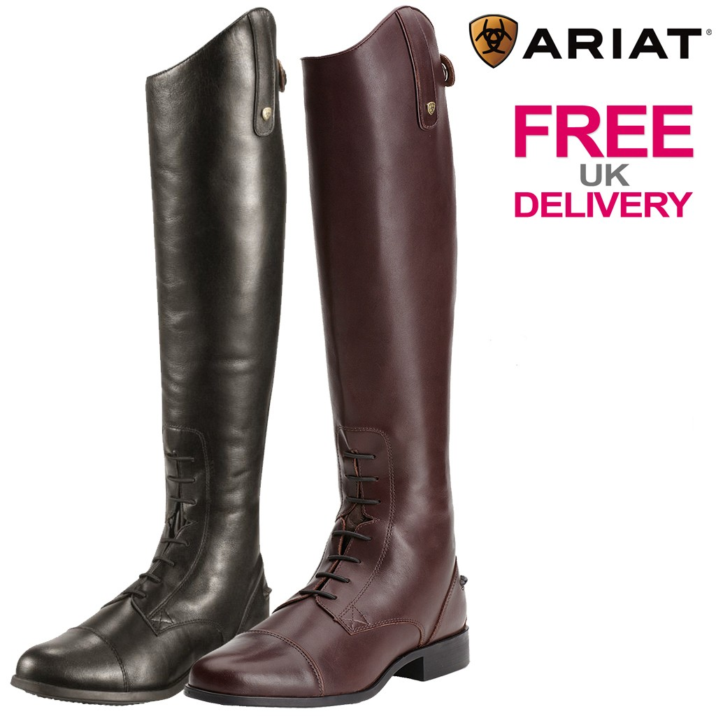 Shop Different Ariat Riding Boots Styles – Carey Fashion