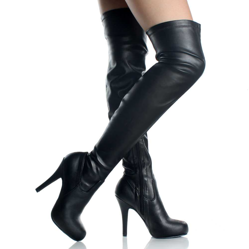 Shop for chic high heel boots at Lulus! Check out on-trend, must-have styles from the exclusive Lulus label and your favorite brands. Free shipping + returns!
