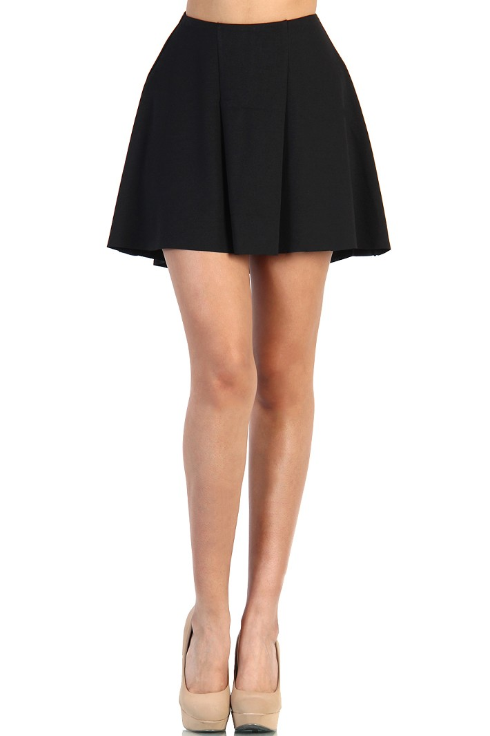 How To Wear Different Types Of Black Skirts Carey Fashion