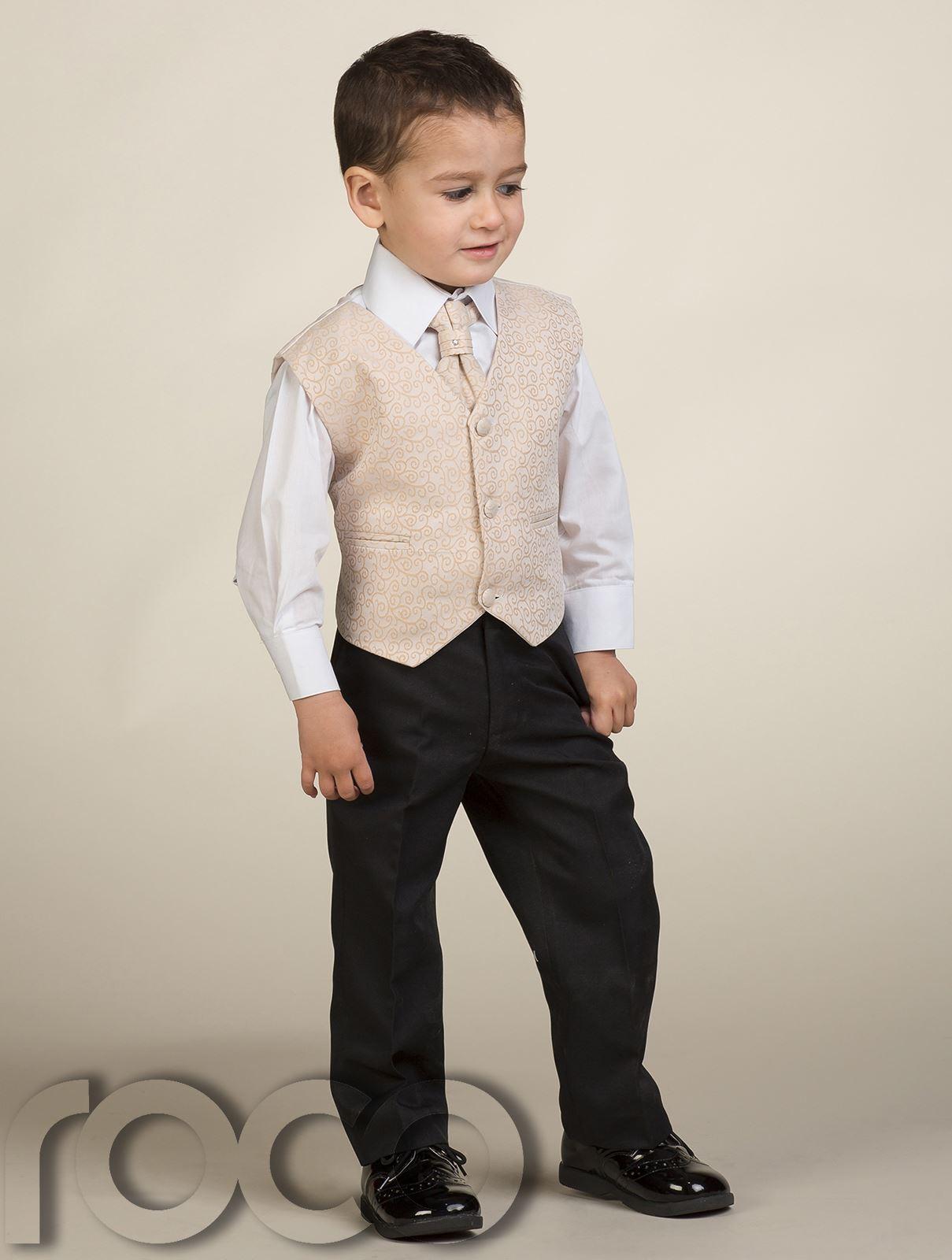 Boys Wedding Suits: Color Choices – Carey Fashion