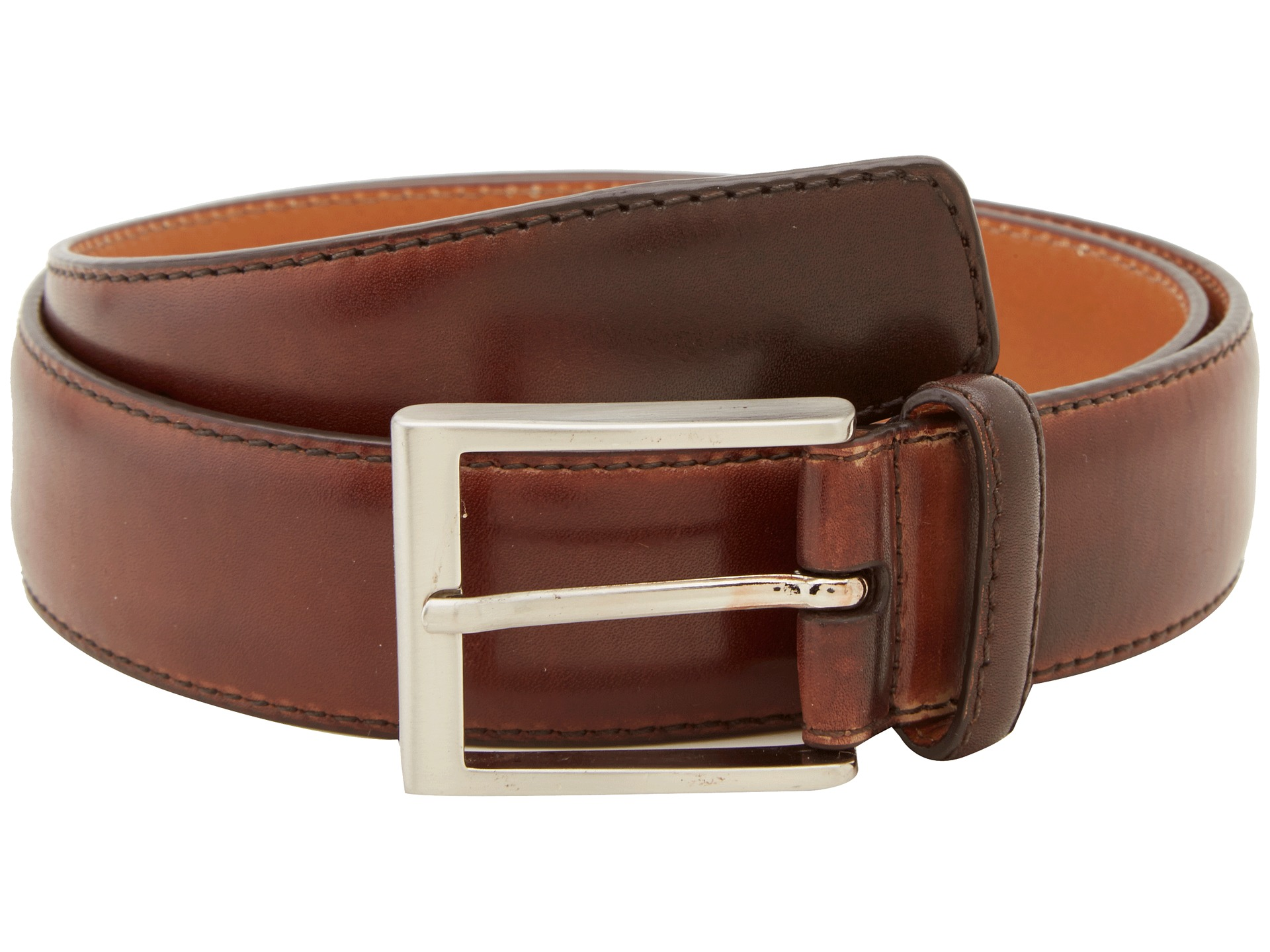 how to stylishly add a brown belt to your carey