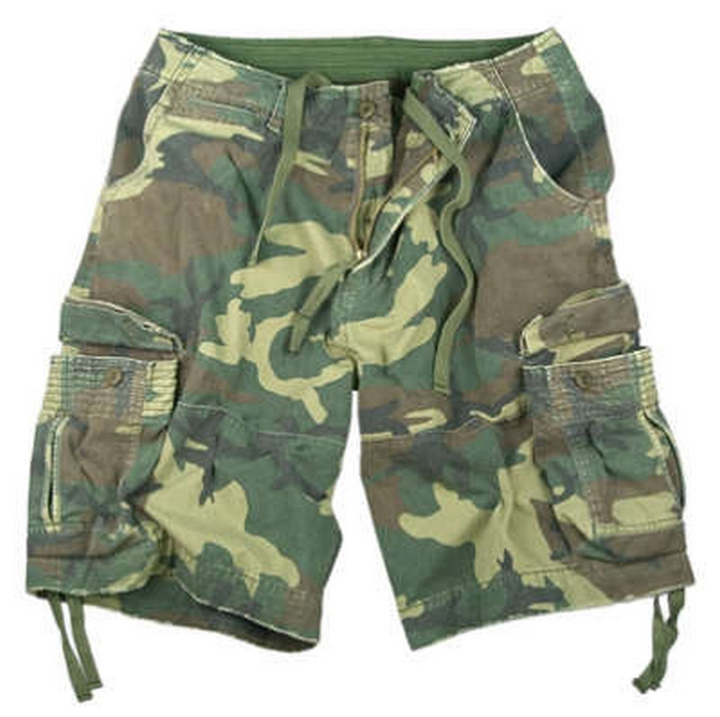 Camo Cargo Shorts Outfits For Men And Women Carey Fashion
