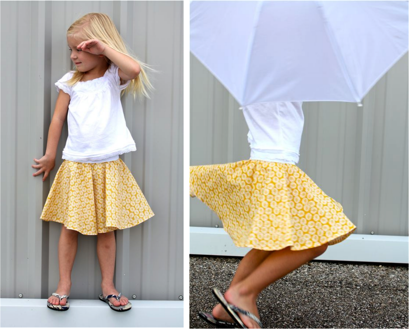 Circle skirt the chicest outfits to try out carey fashion jeuxipadfo Gallery