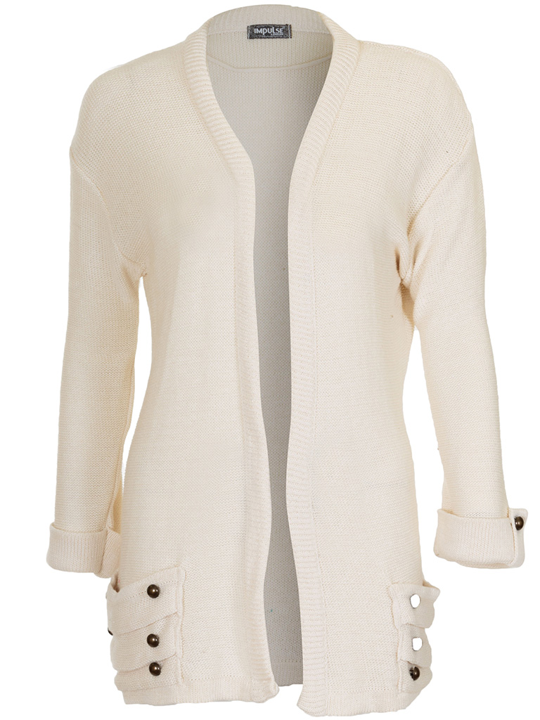 Cream Cardigan: What To Wear With It – Carey Fashion
