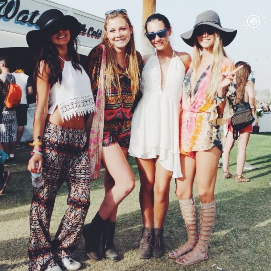 Festival Outfits Inspiration for Gals – Carey Fashion