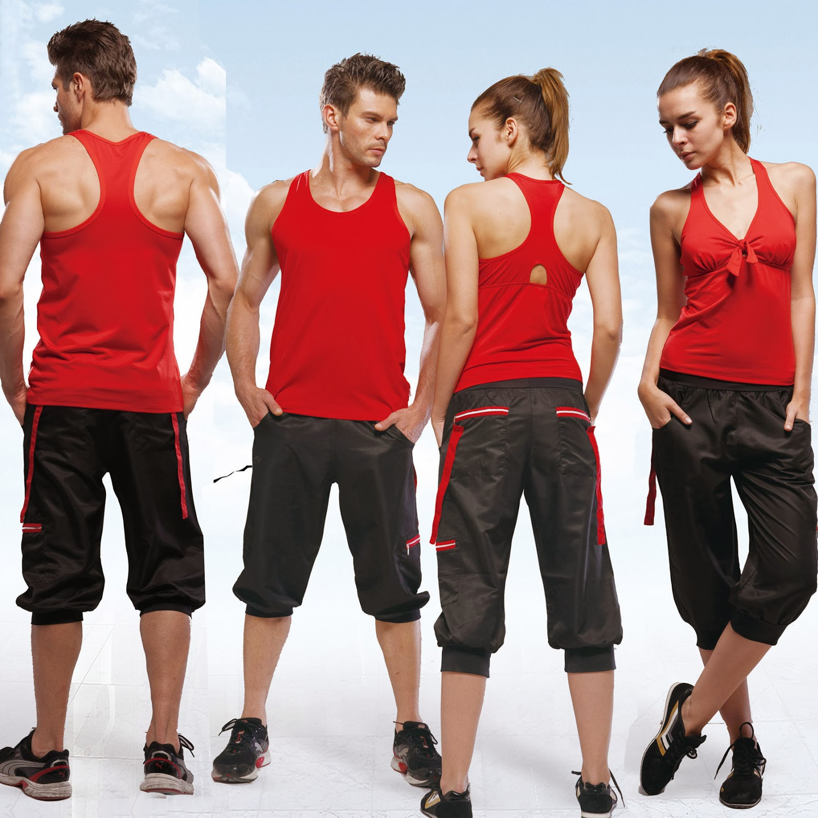 How To Wear Fitness Clothing Professionally Carey Fashion