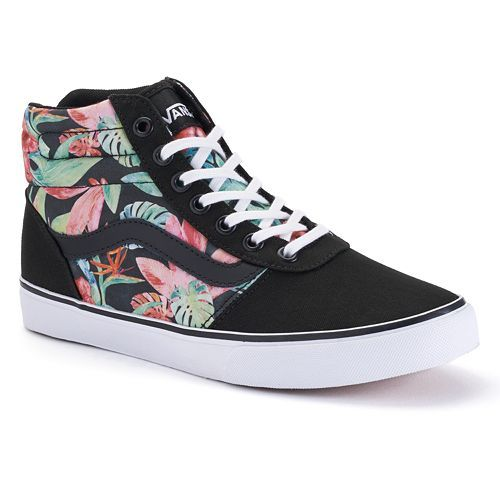 556061ba4c High Top Vans  The New for your Wardrobe – Carey Fashion