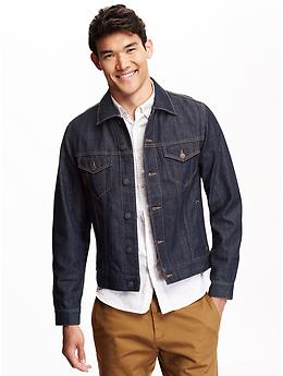 mens jean jackets - Jean Yu Beauty