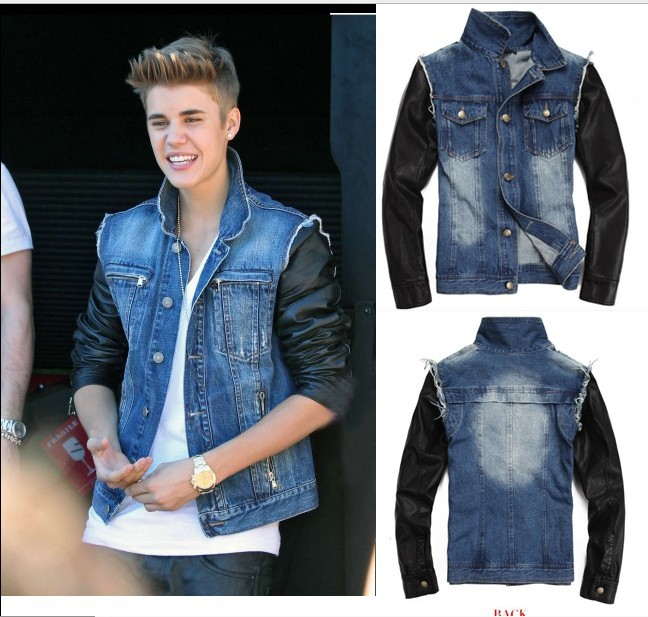 Jean Jacket For Guys Best 25 Men S Jean Jackets Ideas On Pinterest ...