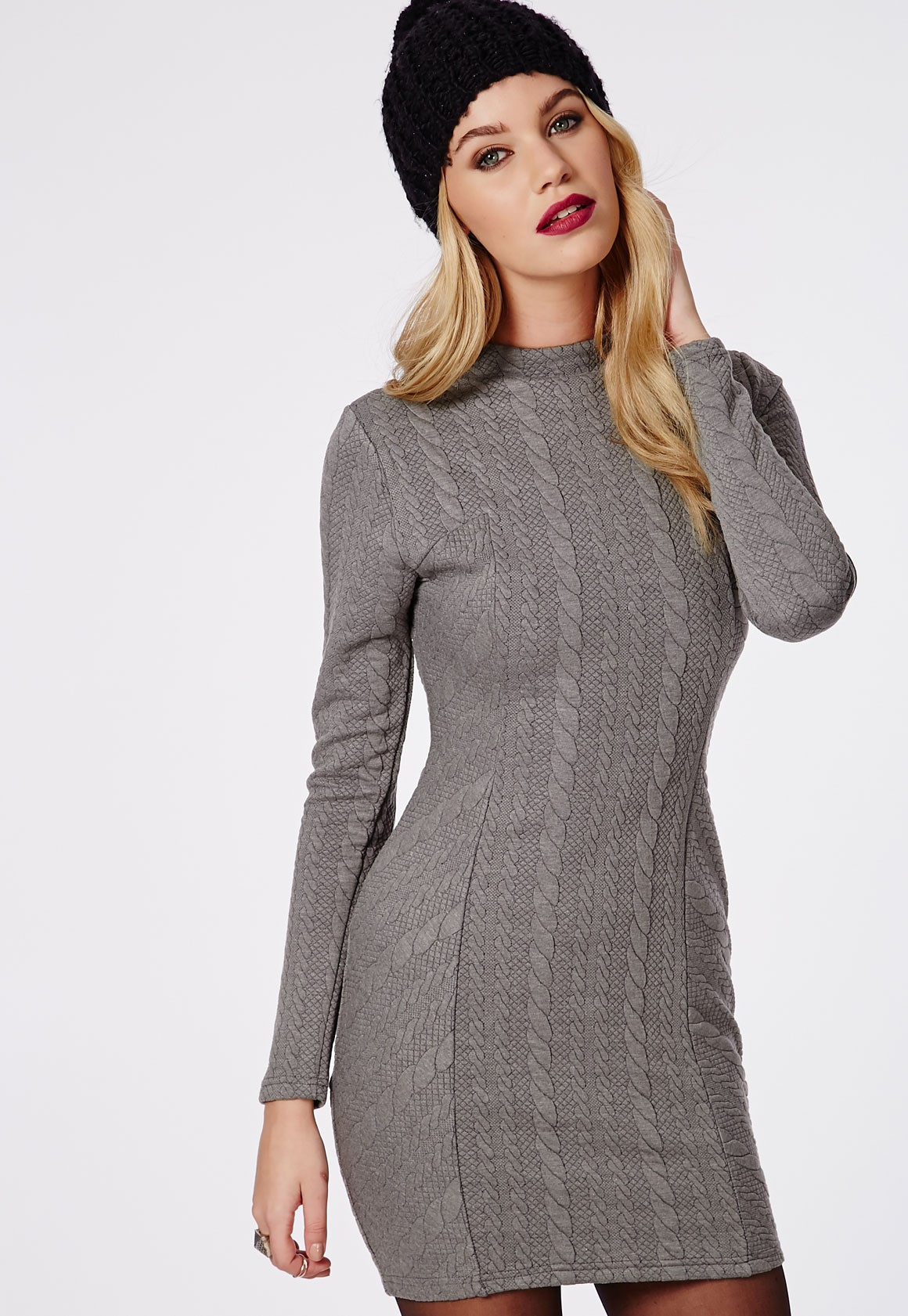 Jumper Dresses Become The Aesthetic You Dream Of Carey
