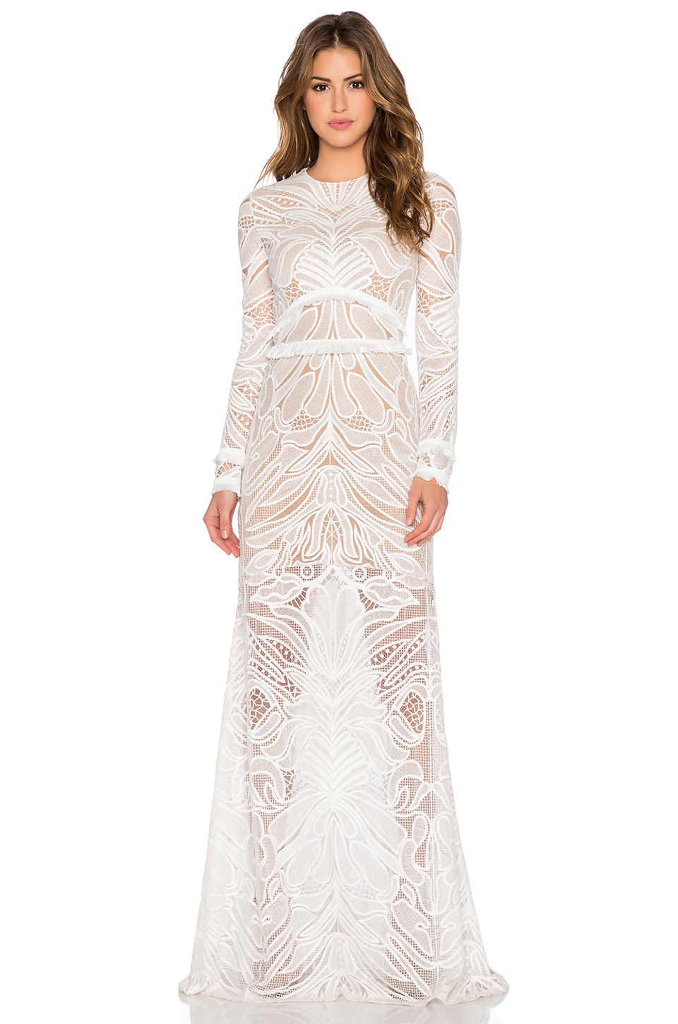 Lace Maxi Dress – Go to Your Prom with One – Carey Fashion