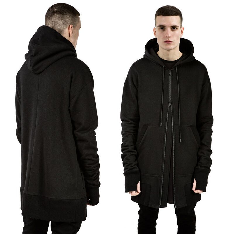 Long Hoodie: Comfy Fashion for Men/Women – Carey Fashion