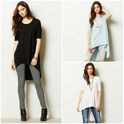 Where to Find Long Shirts to Wear with Leggings u2013 Carey Fashion