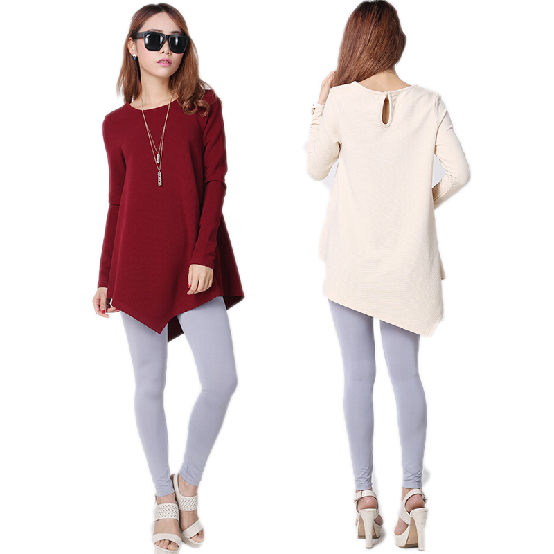 Where to Find Long Shirts to Wear with Leggings – Carey Fashion