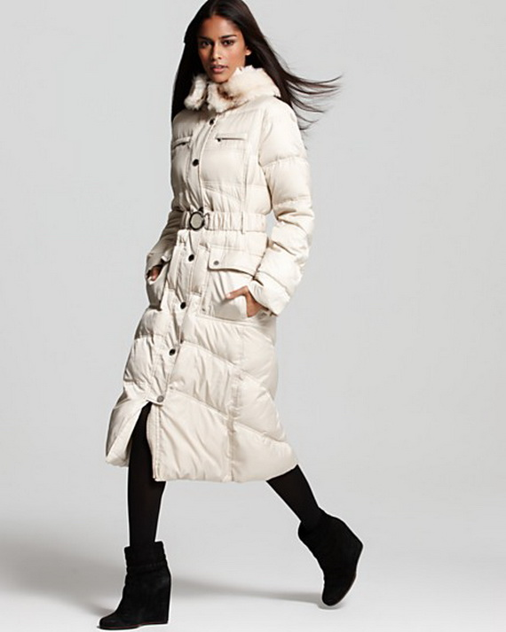 Long Hooded Winter Coat - Tradingbasis