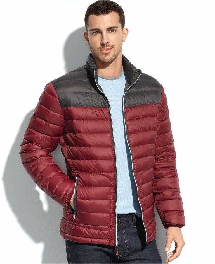 Trendy Mens Puffer Jacket Winter Outfits Carey Fashion