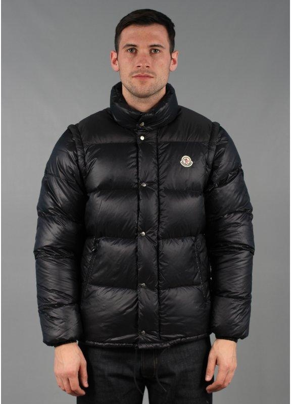 Red Puffer Jacket Mens