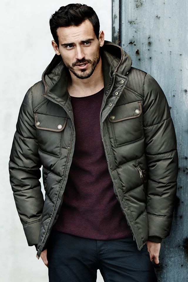 trendy mens puffer jacket winter outfits  u2013 carey fashion