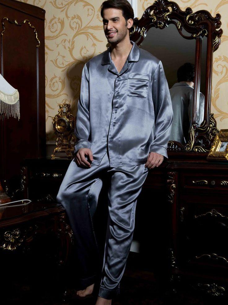 Advantages Of Wearing Mens Silk Pajamas Carey Fashion