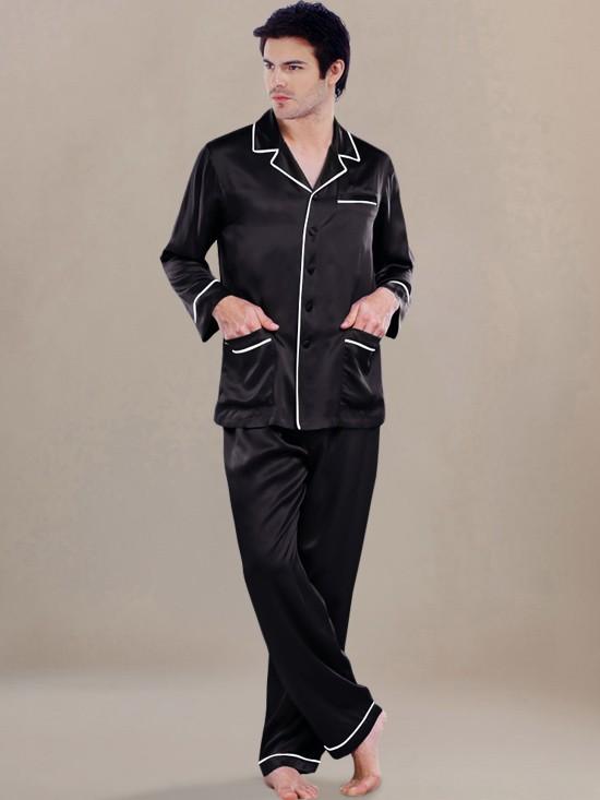 Advantages of Wearing Mens Silk Pajamas – Carey Fashion