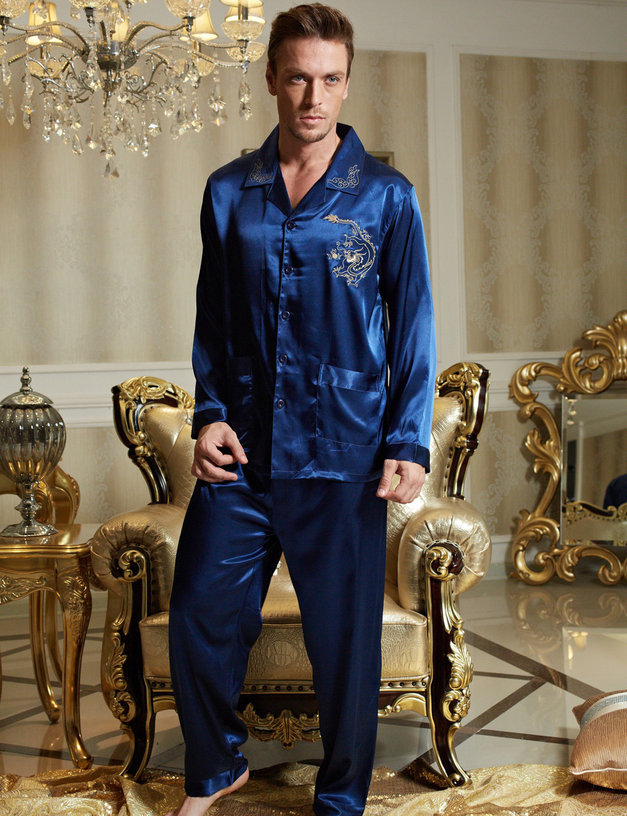 Advantages of Wearing Mens Silk Pajamas – Carey Fashion