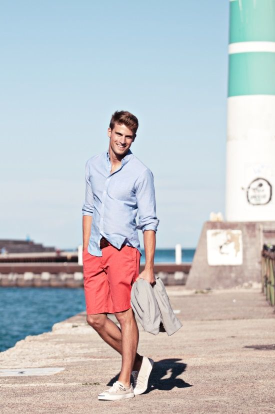 Mens Summer Fashion Get Ready For 17