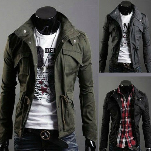 How to Wear A Military Style Jacket – Carey Fashion 7a3ca10fdcc