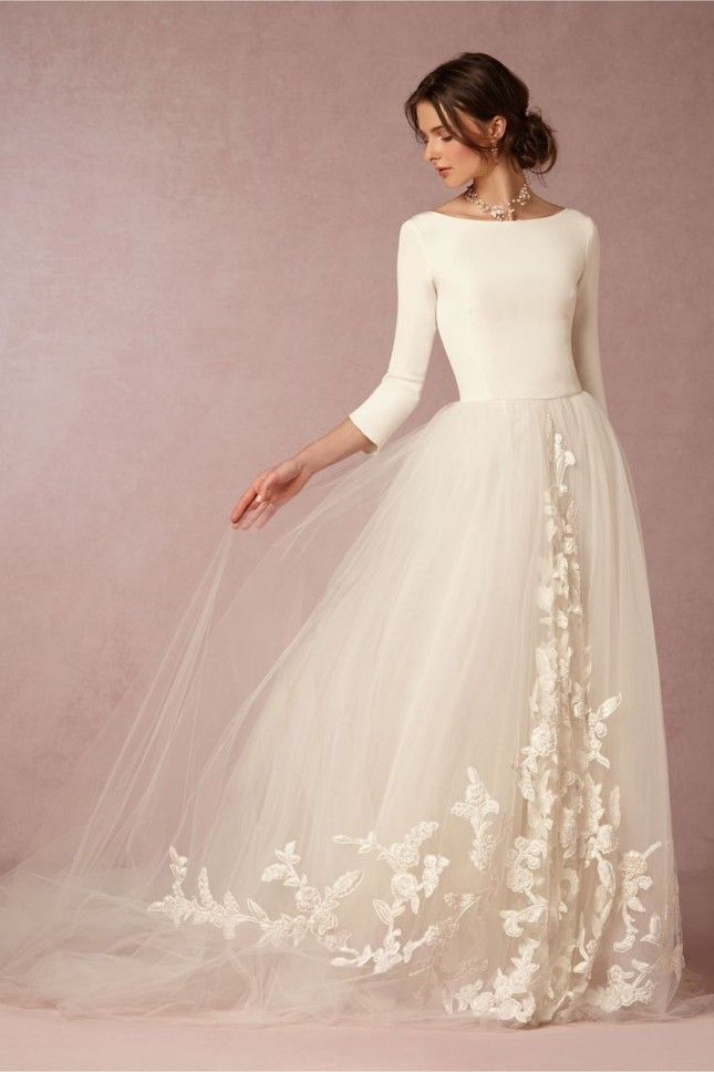 Modern Wedding Dresses For The Contemporary Bride
