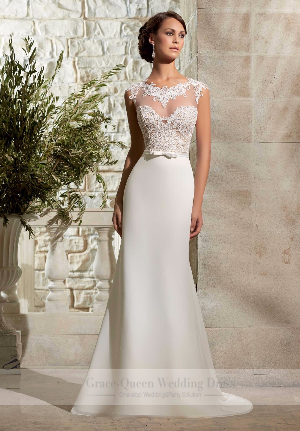 Modern wedding dresses for the contemporary bride carey for Modern wedding dresses 2016