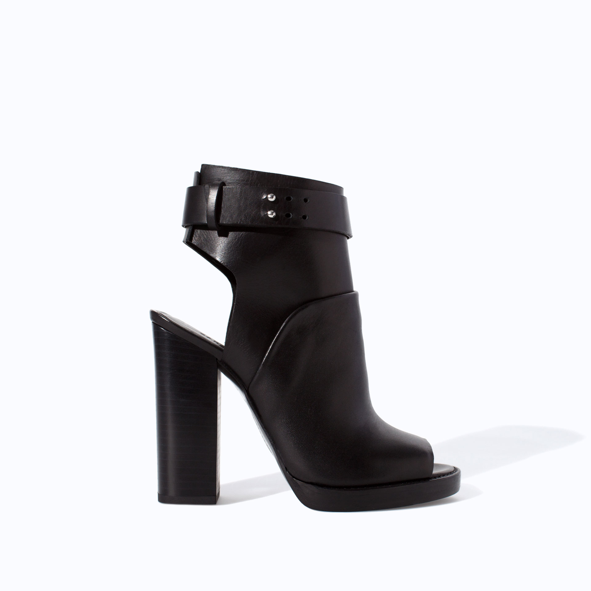 Peep Toe Ankle Boots U2013 The Cutest The Prettiest U2013 Carey Fashion
