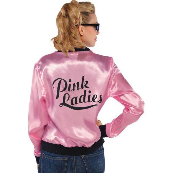pink lady costume