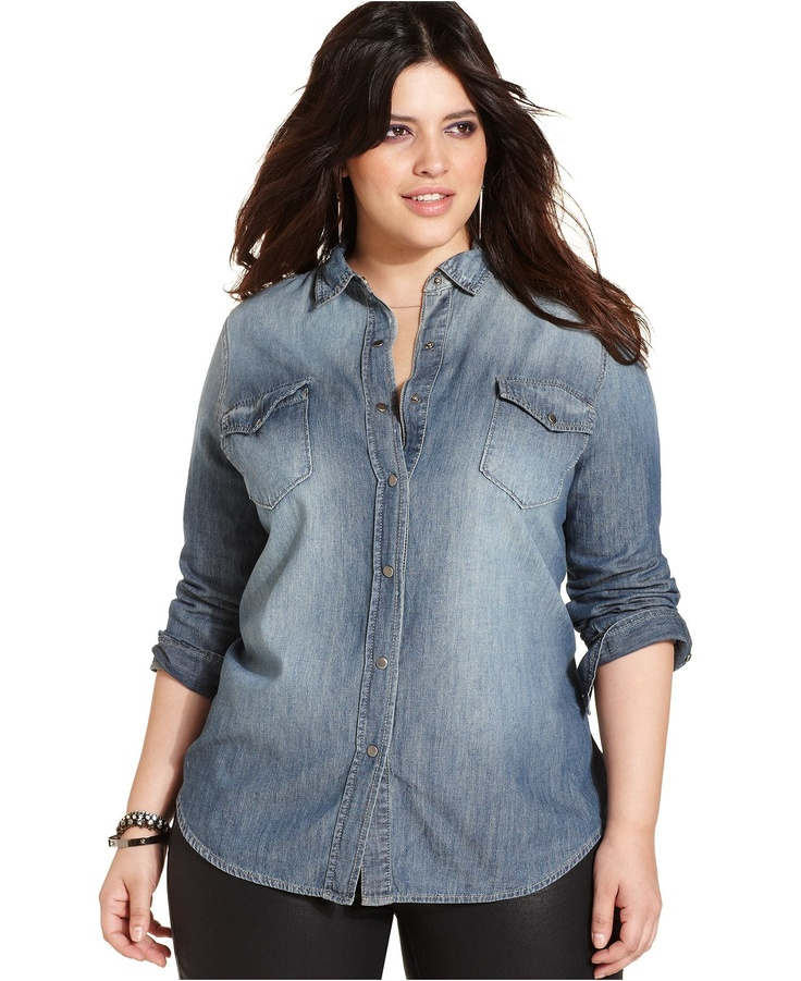 Women's Plus-Size Tops: Free Shipping on orders over $45 at whomeverf.cf - Your Online Women's Plus-Size Tops Store! Get 5% in rewards with Club O!