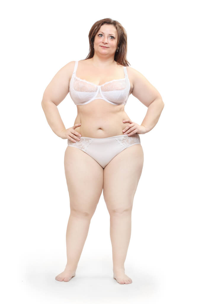 From Plus size lingerie and shoes speaking