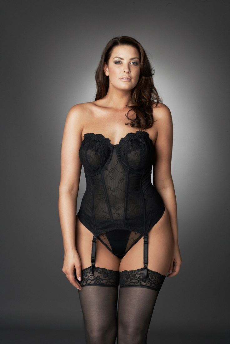 Types of Plus Size Lingerie – Carey Fashion