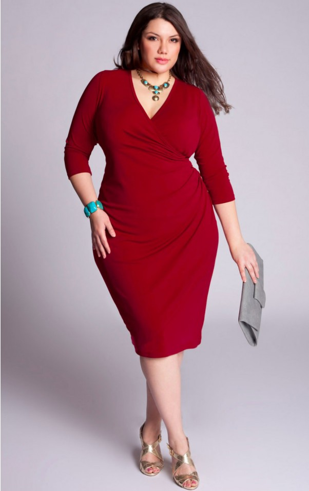 Buy Size plus red dress pictures trends