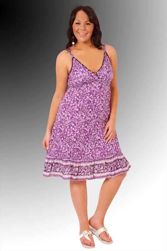 Plus Size Sundresses 9 Carey Fashion