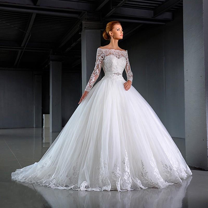 Ideas of Pretty Wedding Dresses – Carey Fashion