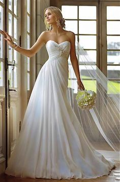 Ideas of pretty wedding dresses carey fashion show some innovation with your wrap illusion wedding dress instead of choosing the usual wedding dresses with ruffles and volume get a wrap one junglespirit Image collections
