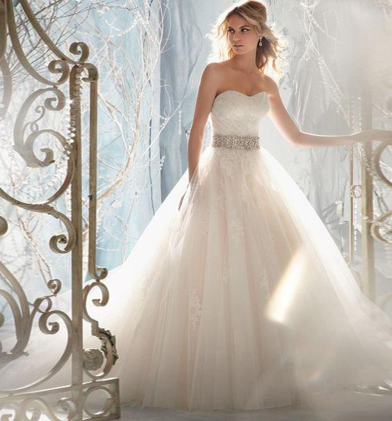 pretty wedding dresses – 6 – Carey Fashion