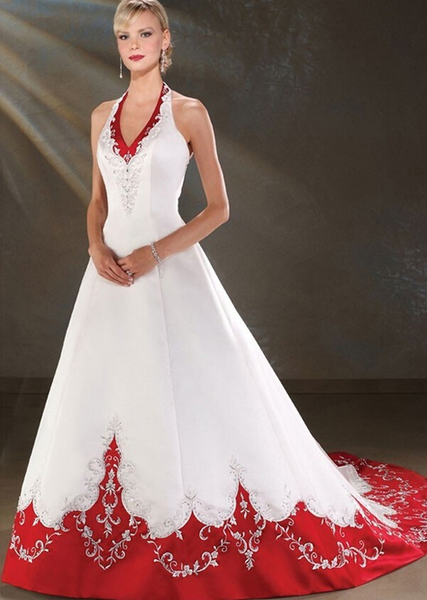 Red And White Wedding Dresses.Red And White Wedding Dresses Why Re They Special Carey