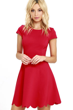 Accessorize and Style Red Dresses – Carey Fashion