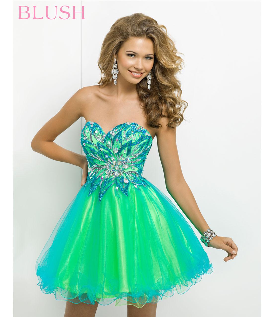 Freshman Prom Dresses Short