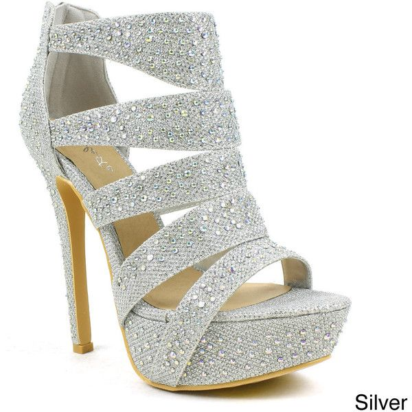 7ebec666fce6 Which Dresses to Wear With Silver High Heels – Carey Fashion