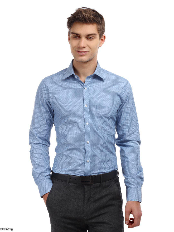 Advantages of slim fit shirts for men women carey fashion for Boys slim fit dress shirt