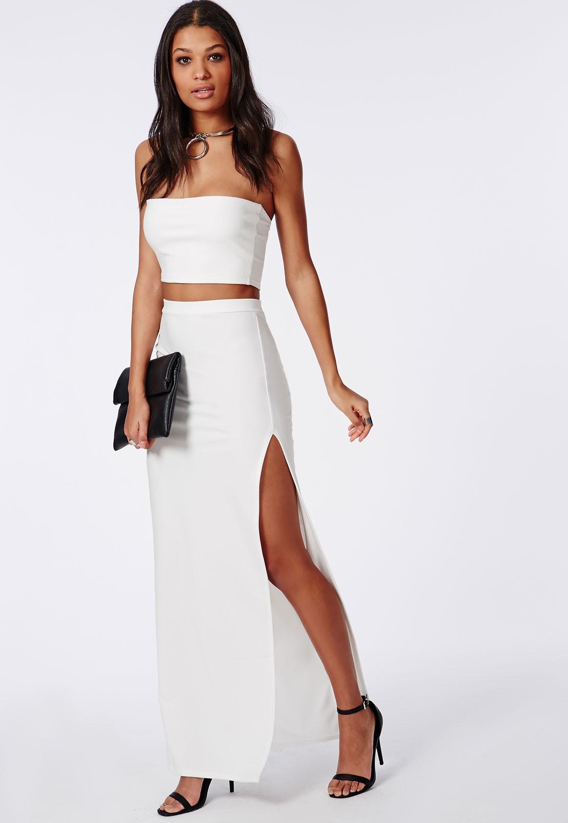 Split Skirt How To Wear It Like A Star Carey Fashion