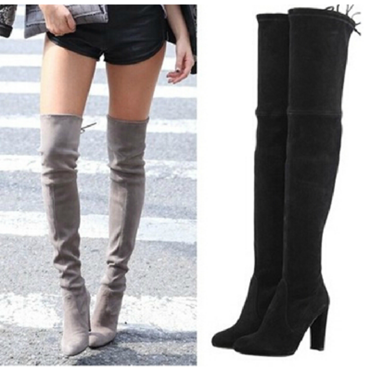 Tall Boots – The Best Pick for Winter – Carey Fashion