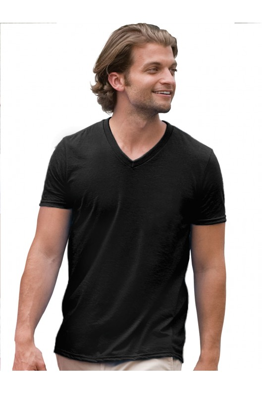 v neck t shirts for men are the best for summer carey