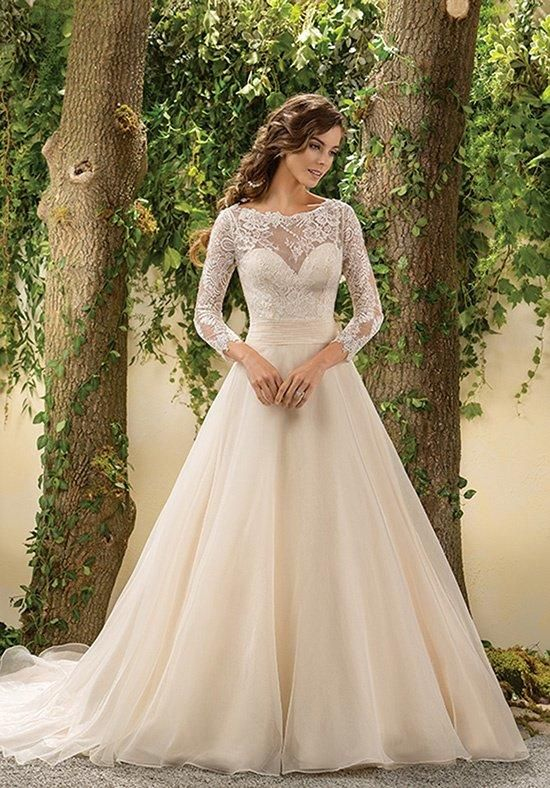 Wedding Gowns with Sleeves – Elegance at Its Finest – Carey Fashion