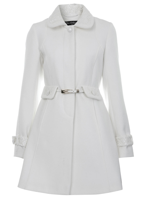What To Pair With White Coats Carey Fashion