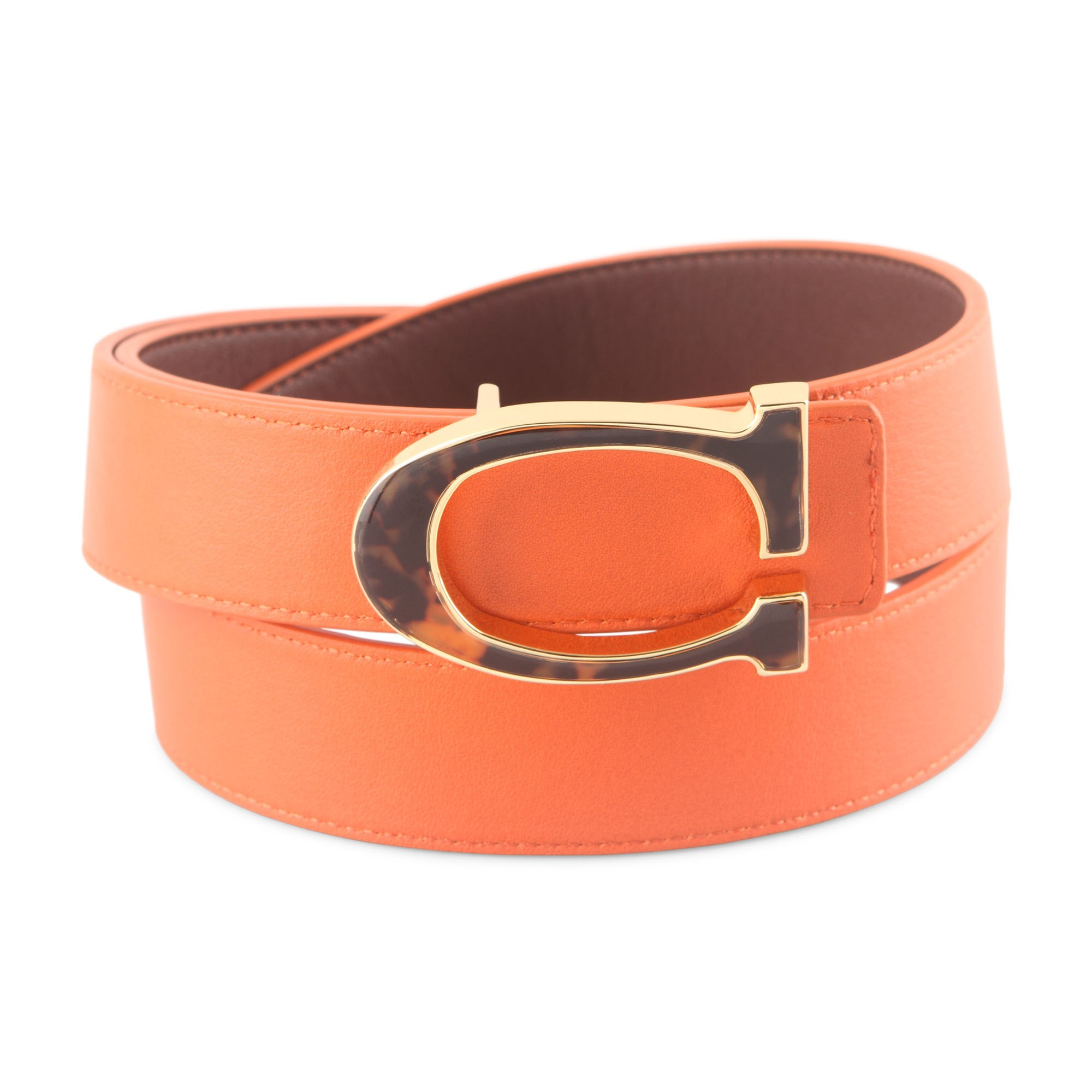 Whether you're wearing pants, capris, women's shorts, or even a dress, there's always going to be room for a belt. It's always a good idea to keep a trusty leather belt on .